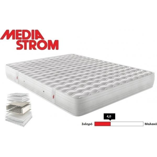 MEDIA STROM ULTRA 4G 160X200 ΟΡΘΟΠΕΔΙΚΟ ΔΙΠΛΟ